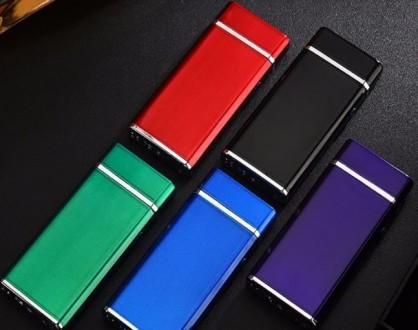 С двойной дугой!!! Подарункова запальничка USB / Подарочная зажигалка USB Отпр. Николаев, Николаевская область. фото 2