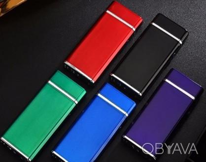 С двойной дугой!!! Подарункова запальничка USB / Подарочная зажигалка USB Отпр. Николаев, Николаевская область. фото 1