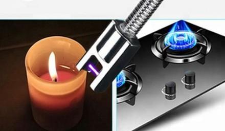 Подарункова запальничка USB / Подарочная зажигалка USB Отправка товара в день з. Николаев, Николаевская область. фото 3
