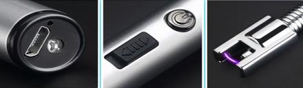 Подарункова запальничка USB / Подарочная зажигалка USB Отправка товара в день з. Николаев, Николаевская область. фото 5