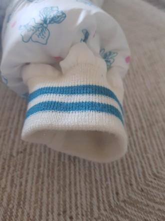 Зимний комбинезон от Donilo, размер 80+6. Утеплитель тинсулейт, очень тонкий и т. Мариуполь, Донецкая область. фото 9
