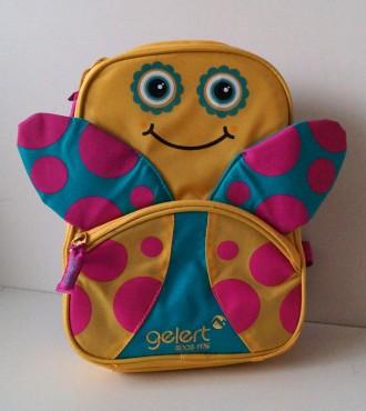 Gelert - детский рюкзак для еды Бабочка. Киев. фото 1