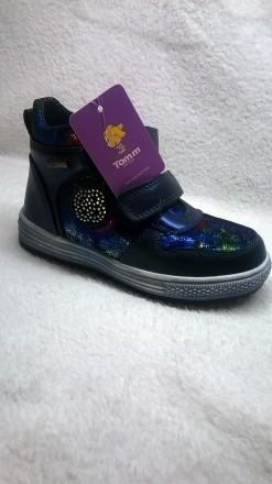 Демисезонные ботинки для девочки. Новое поступление. Винница. фото 1