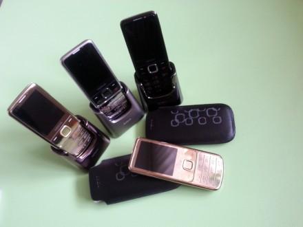 Чехлы на Nokia 6700 Nokia 6300 Nokia 6500 Nokia 5310 Nokia 2630. Киев. фото 1