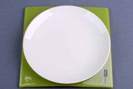 Тарелка на подставке. Чернигов. фото 1