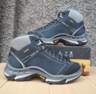 Ботинки треккинговые Grisport 11929 N91n синие Оригинал!. Запорожье. фото 1