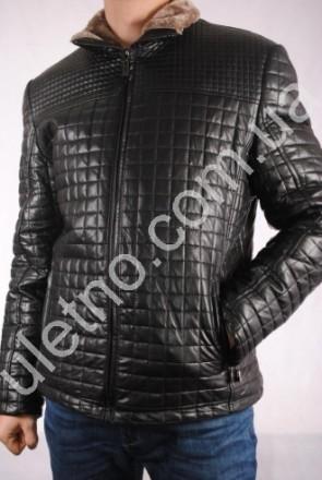 Куртки эко-кожа оптом. Одесса. фото 1