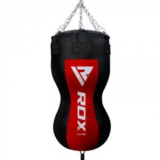 Боксерская груша силуэт RDX Red New 1.2м, 50-60кг. Днепр. фото 1