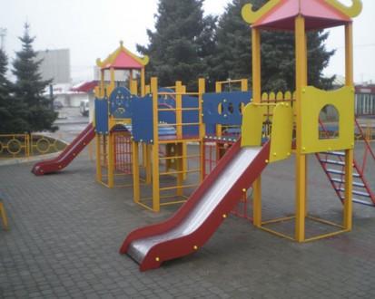 Детские игровые площадки от производителя в Сумах.. Днепр. фото 1