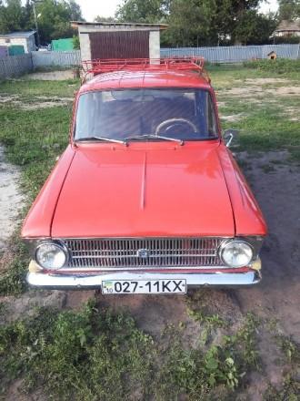 Москвич - 412 Обмен. Обухів. фото 1