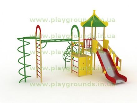Оборудование для детских площадок Сумы.. Днепр. фото 1