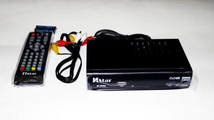 Mstar M-5688 Внешний тюнер DVB-T2 USB+HDMI с возможностью подключить Wi-Fi. Днепр. фото 1