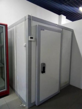 Камера холодильная новая по цене б у комната холодильная с агрегатом. Киев. фото 1