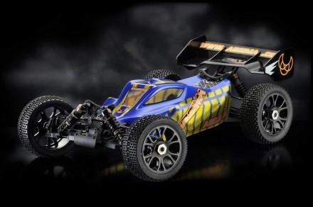 Машина на радіоуправліні/ Hot Shot Allrad RC Car 1:8 EP Buggy AB2.8BL. Стрый. фото 1