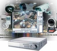 Сигнализация и видео-наблюдение. Одесса. фото 1