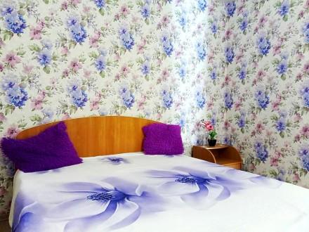 Посуточно сдается 1 комнатная квартиры в живописном районе города Одесса-Черемуш. Малиновский, Одесса, Одесская область. фото 3