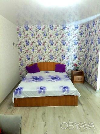 Посуточно сдается 1 комнатная квартиры в живописном районе города Одесса-Черемуш. Малиновский, Одесса, Одесская область. фото 1