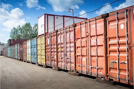 Аренда складов-контейнеров. Хранение вещей,товара. Охрана/сигнализация. Киев. фото 1
