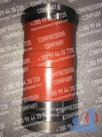 Втулка цилиндра 2ОК1.02 на компрессор 2ОК1. Херсон. фото 1