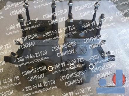 Цилиндр высокого давления ЦВД 2ОК1.35-1-01 на компрессор 2ОК1.. Херсон. фото 1