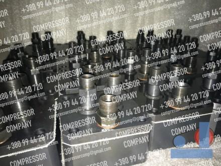 Крышка компрессора  2ОК1.78-2 на компрессор 2ОК1. Херсон. фото 1