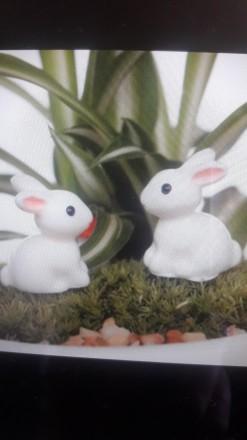Фигурки для мини сада - красивый и милый декор для Ваших любимых комнатных расте. Кривой Рог, Днепропетровская область. фото 7