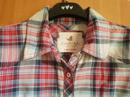 Рубашка St Bernar Casual 100% хлопок.. Киев. фото 1