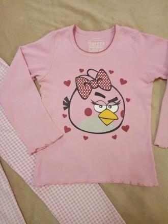 Детская пижама для девочки 4-5 лет. Киев. фото 1
