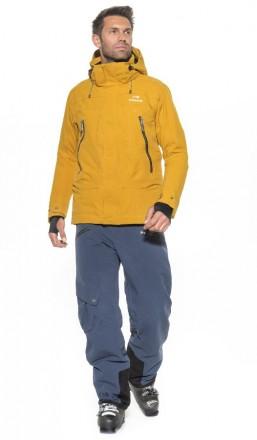 Жирная спортивная зимняя куртка Eider Kanda Jacket со всеми атрибутами, необходи. Киев, Киевская область. фото 3