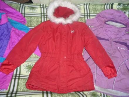Куртка деми весна осень 6-7 лет, рост 122 -130см, от 116 до 160см. Сумы. фото 1