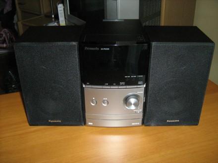 Продам Музыкалбный центр Panasonic SC-PM200(новый). Чернигов. фото 1