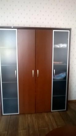 Мебель б.у. в хорошем состоянии Кабинет характеризуется плавными формами, отлич. Киев, Киевская область. фото 3