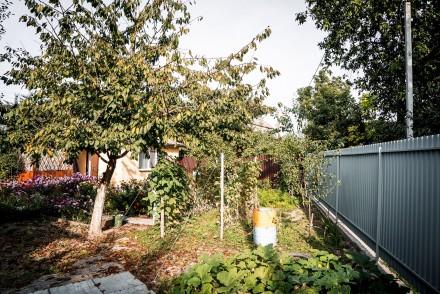 Отличная дача в живописном месте. Уютный кирпичный домик, ухоженный участок, на . Сабаров, Винница, Винницкая область. фото 5