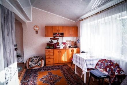 Отличная дача в живописном месте. Уютный кирпичный домик, ухоженный участок, на . Сабаров, Винница, Винницкая область. фото 12