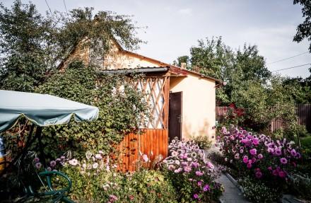 Отличная дача в живописном месте. Уютный кирпичный домик, ухоженный участок, на . Сабаров, Винница, Винницкая область. фото 4