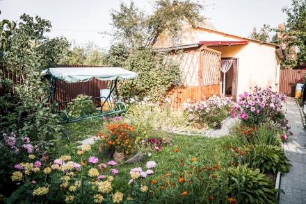 Отличная дача в живописном месте. Уютный кирпичный домик, ухоженный участок, на . Сабаров, Винница, Винницкая область. фото 7