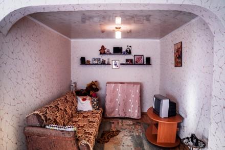 Отличная дача в живописном месте. Уютный кирпичный домик, ухоженный участок, на . Сабаров, Винница, Винницкая область. фото 10