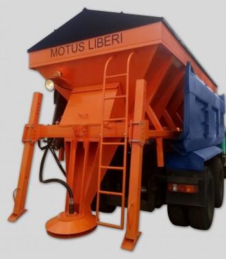 Пескоразбрасывающее оборудования - используется для скоростного посыпания дорожн. Белая Церковь, Киевская область. фото 4