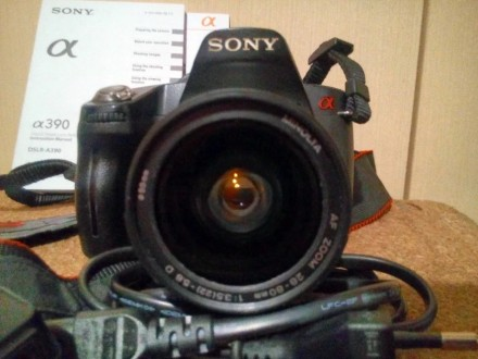 Sony A390. Винница. фото 1