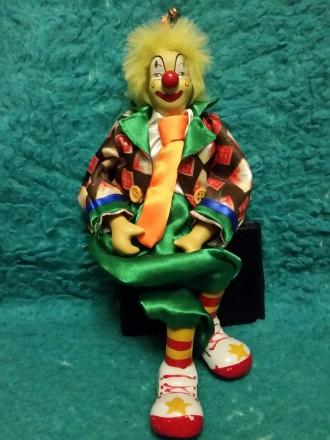 Продам игрушку клоун высокий.. Днепр. фото 1
