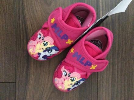 Тапочки для дівчаток ML Pony. Львов. фото 1
