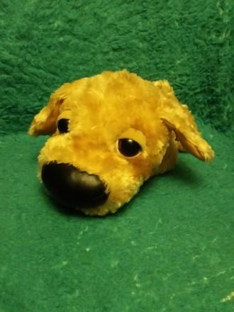 Продам мягкую игрушку собака с носиком.. Днепр. фото 1