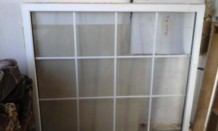 Вікно зі шпросами. Борислав. фото 1