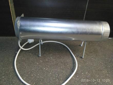 длина 50см  диаметр 13см  мощность 3000Вт   цена от 4шт - 410грн  гарантия. Харьков, Харьковская область. фото 5