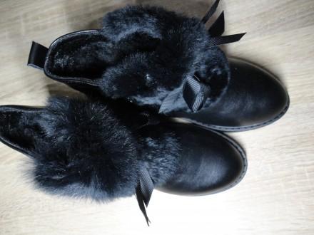 Подростковые зимние сапожки Apawwa для девочек (32-37). Николаев. фото 1