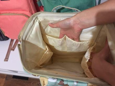 Сумка для мамы легко крепится на ручку коляски.  Сумка, как правило, содержит в. Кривой Рог, Днепропетровская область. фото 10