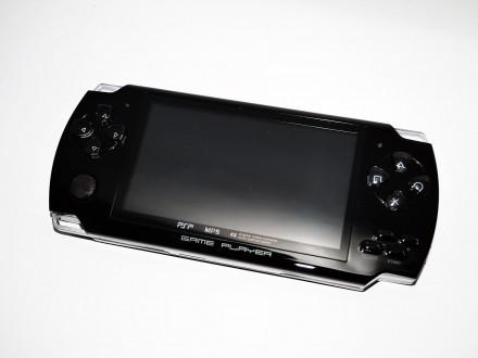 Особенности игровой приставки Sony PSP (копия): 4 Гб встроенной памяти. Класси. Днепр, Днепропетровская область. фото 4