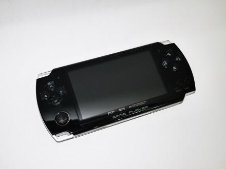 Особенности игровой приставки Sony PSP (копия): 4 Гб встроенной памяти. Класси. Днепр, Днепропетровская область. фото 5