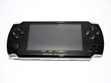 Особенности игровой приставки Sony PSP (копия): 4 Гб встроенной памяти. Класси. Днепр, Днепропетровская область. фото 3