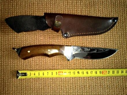 Нож охотничий. Чернигов. фото 1